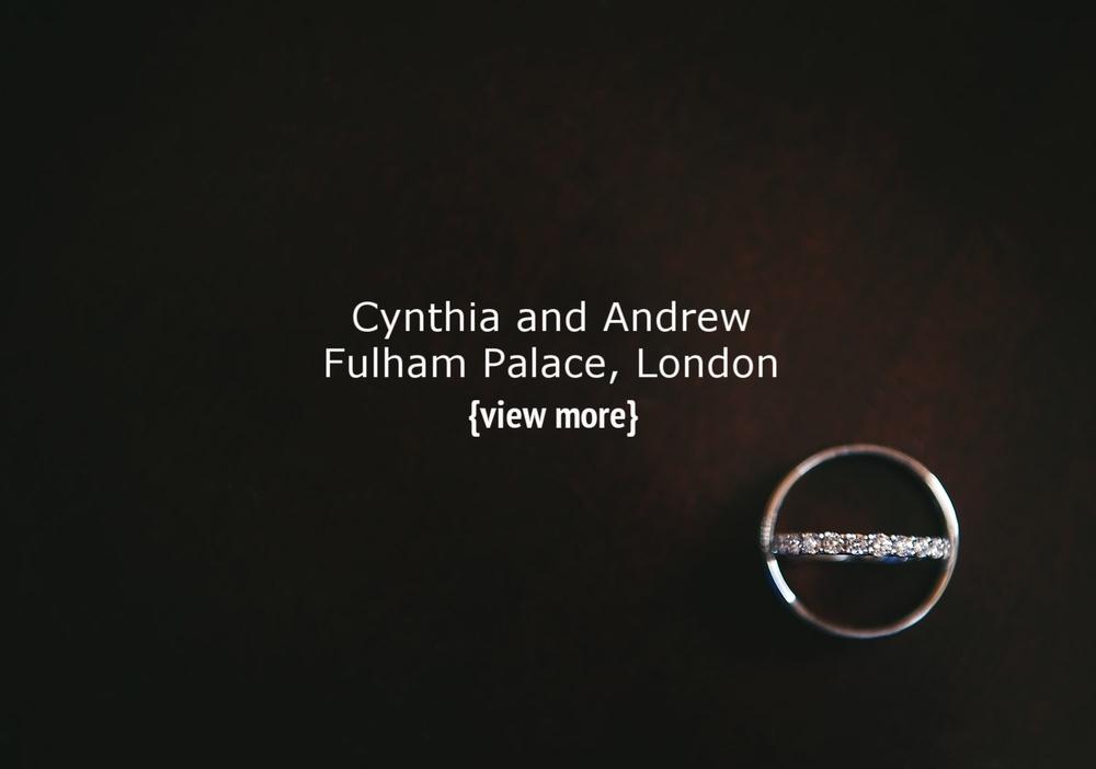 Andrew & Cynthia