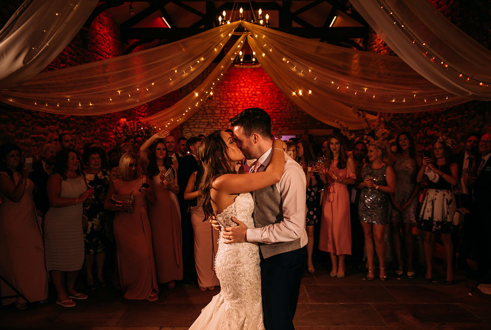 colour photo first dance