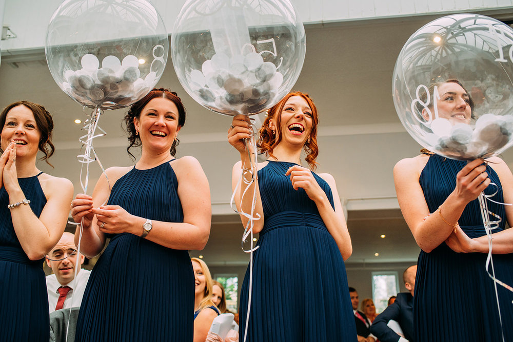 bridesmaids games