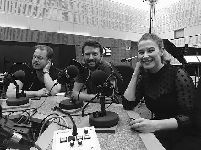 Radio faces @bbcradio3