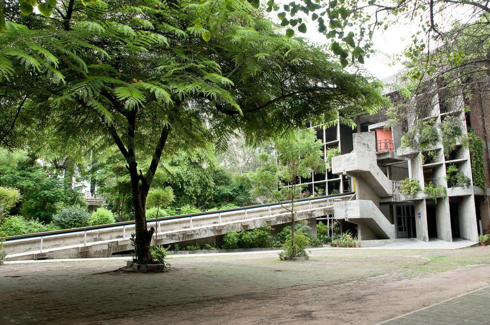 Ahmedabad Chandigard . Le corbusier