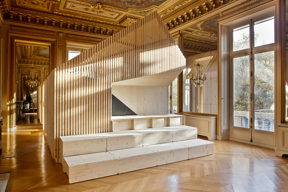 Bureaux Ekimetrics - Vincent & Gloria Architectes