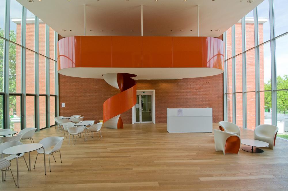 Lounge INSEP . Barthélémy Grino Architectes