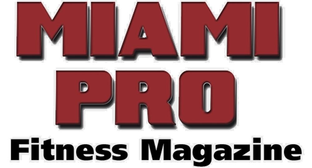 Miami Pro Fitness Magazine logo