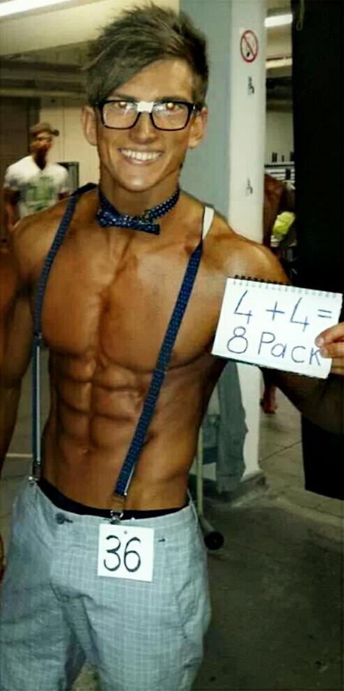 Donatas Simkus 2 Years Body Transformation to Fitness Champion