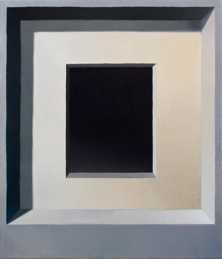 Virtua   2015  Oil on canvas  19 x 16 in