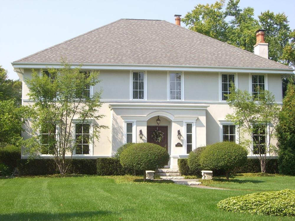 Custom Home, Wilmette