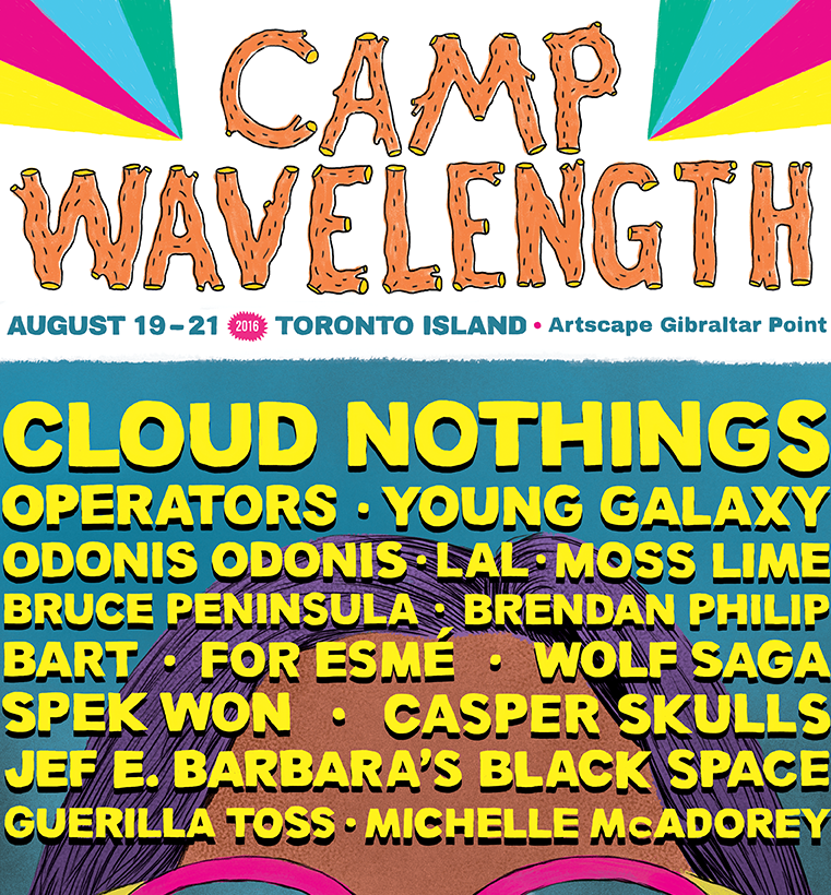 Camp Wavelength 2016
