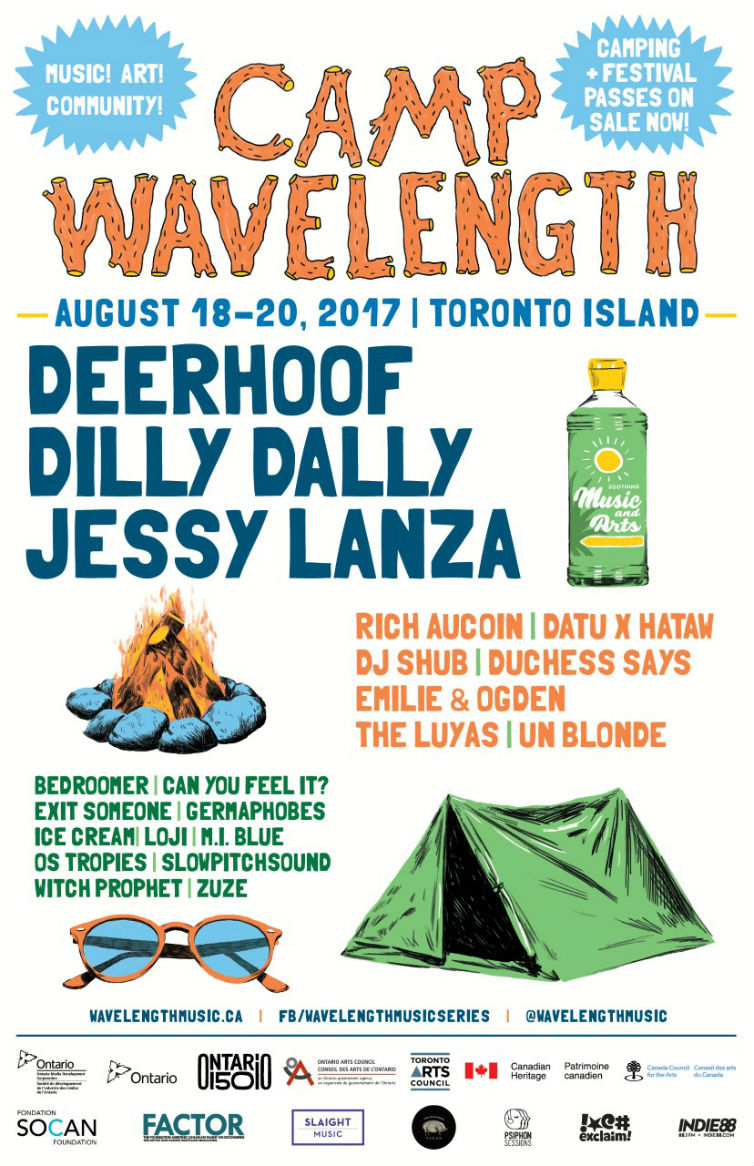 Camp Wavelength 2017