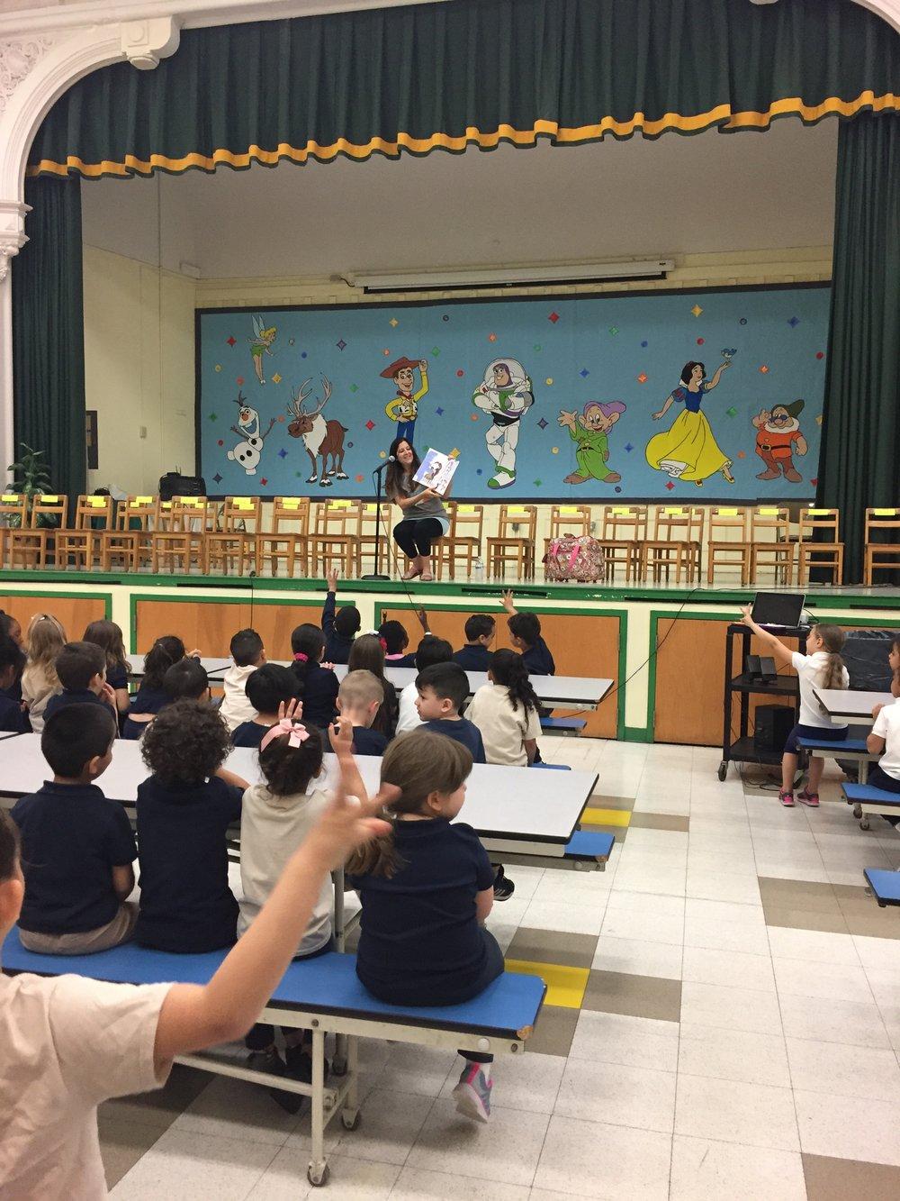 Gorilla school visit Vroom Bayonne NJIMG_6819.JPG
