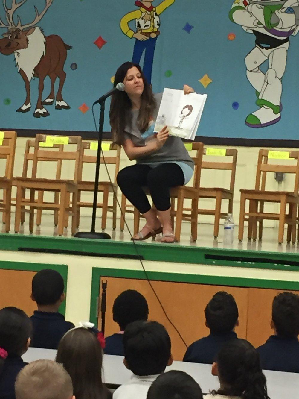 Gorilla school visit Vroom Bayonne NJIMG_6817.JPG