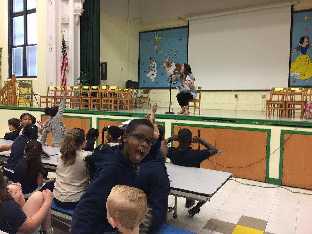 Gorilla school visit Vroom Bayonne NJIMG_6835.JPG