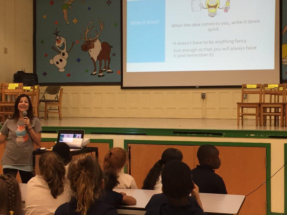 Gorilla school visit Vroom Bayonne NJIMG_6830.JPG