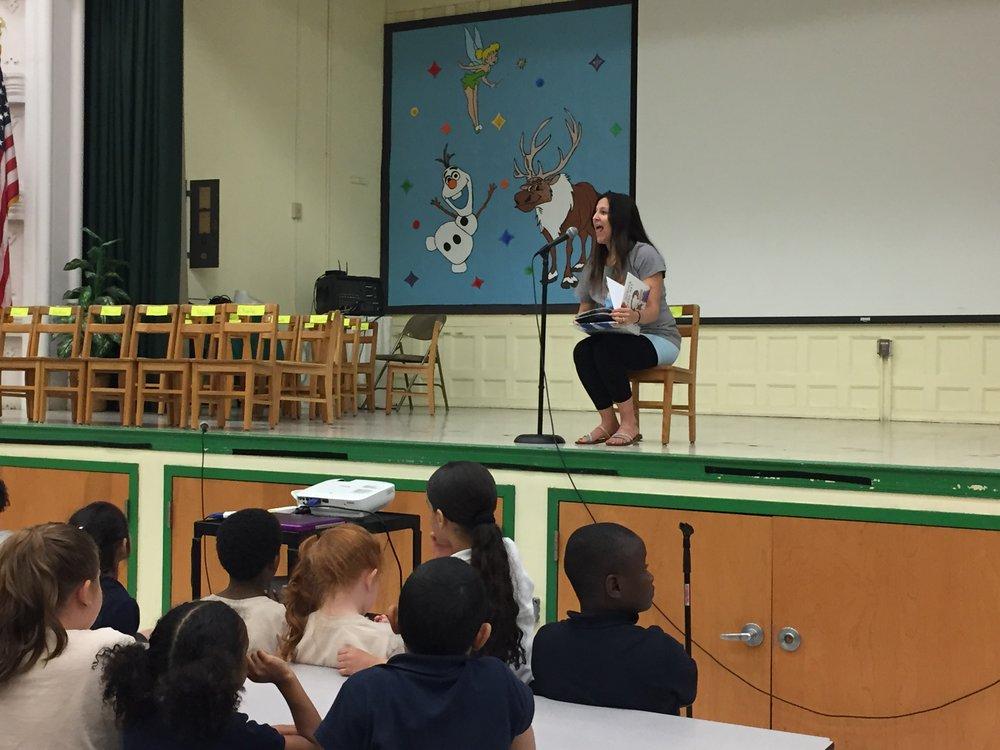 Gorilla school visit Vroom Bayonne NJIMG_6837.JPG
