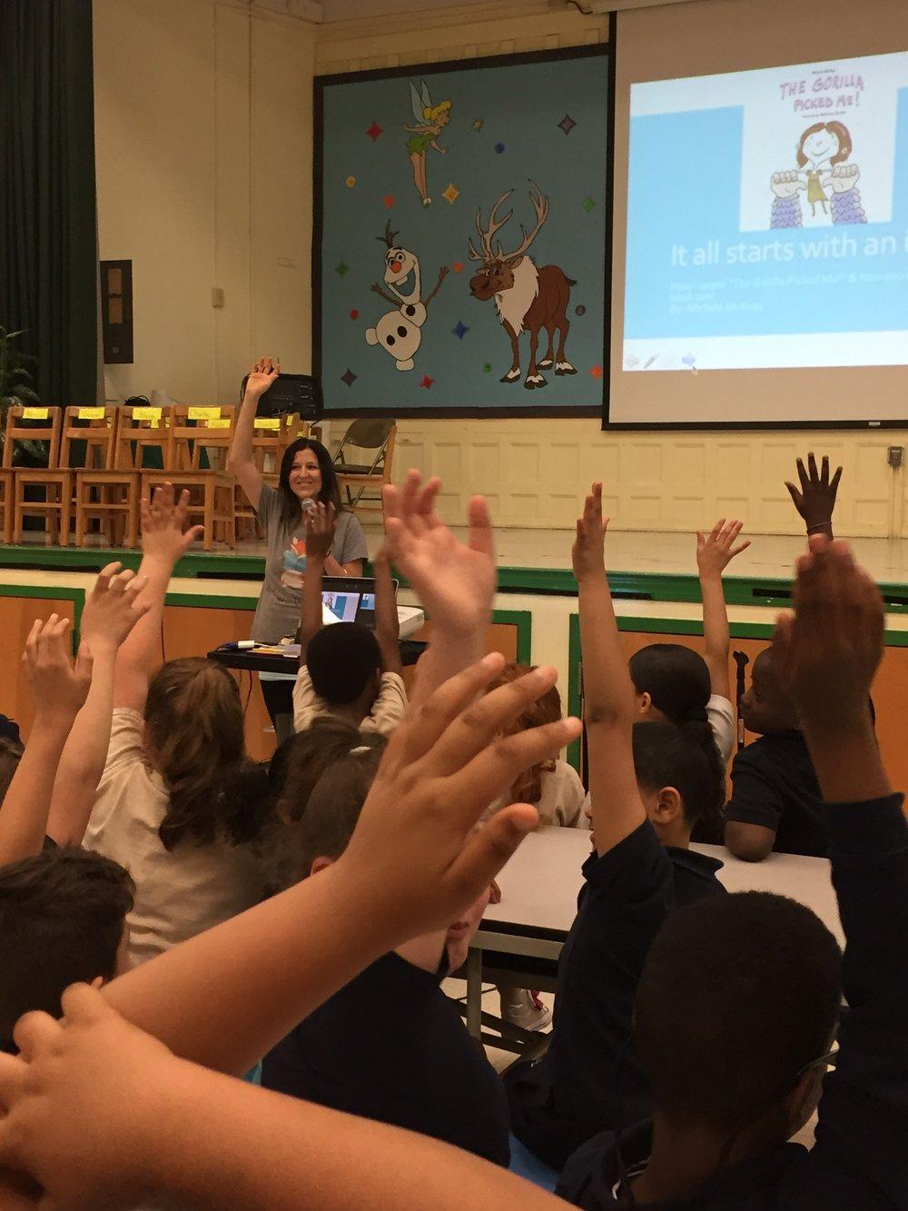Gorilla school visit Vroom Bayonne NJIMG_6825.JPG