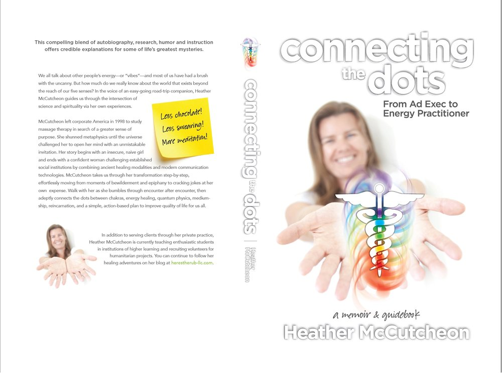 Connecting the dots:  from ad exec to energy practitioner