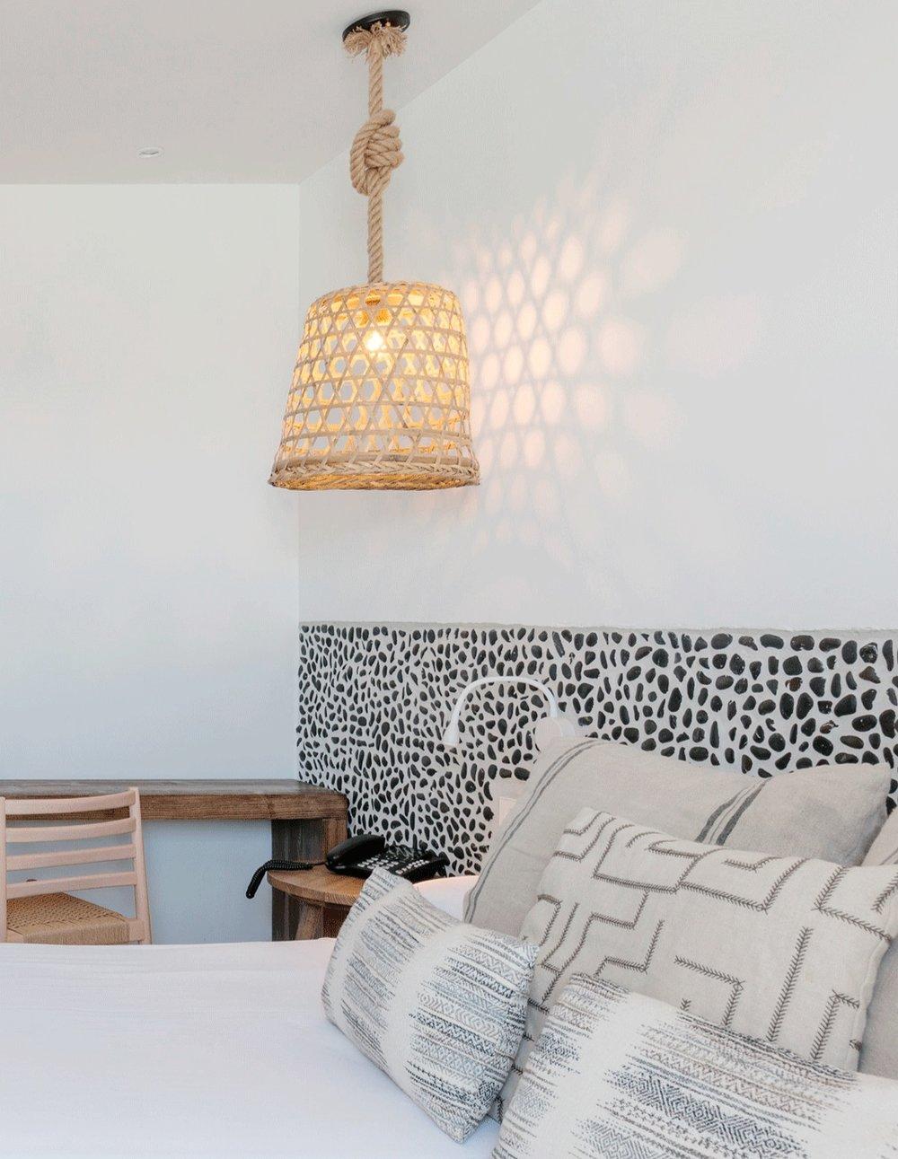 Lámpara Bambú  / Proyecto de Paula Téllez + Fotografía de Jaume Rebassa.