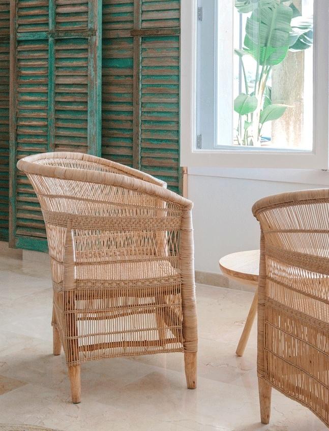 Sillas Malawi / Proyecto de Paula Téllez + Fotografía de Jaume Rebassa