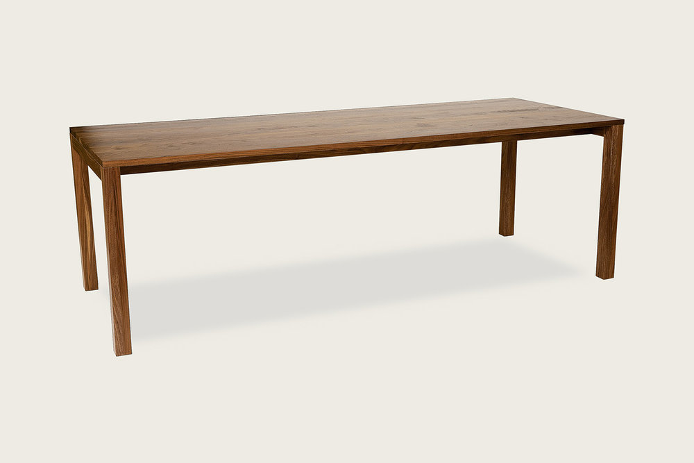 Quinn Parsons Dining Table in solid walnut - Speke Klein