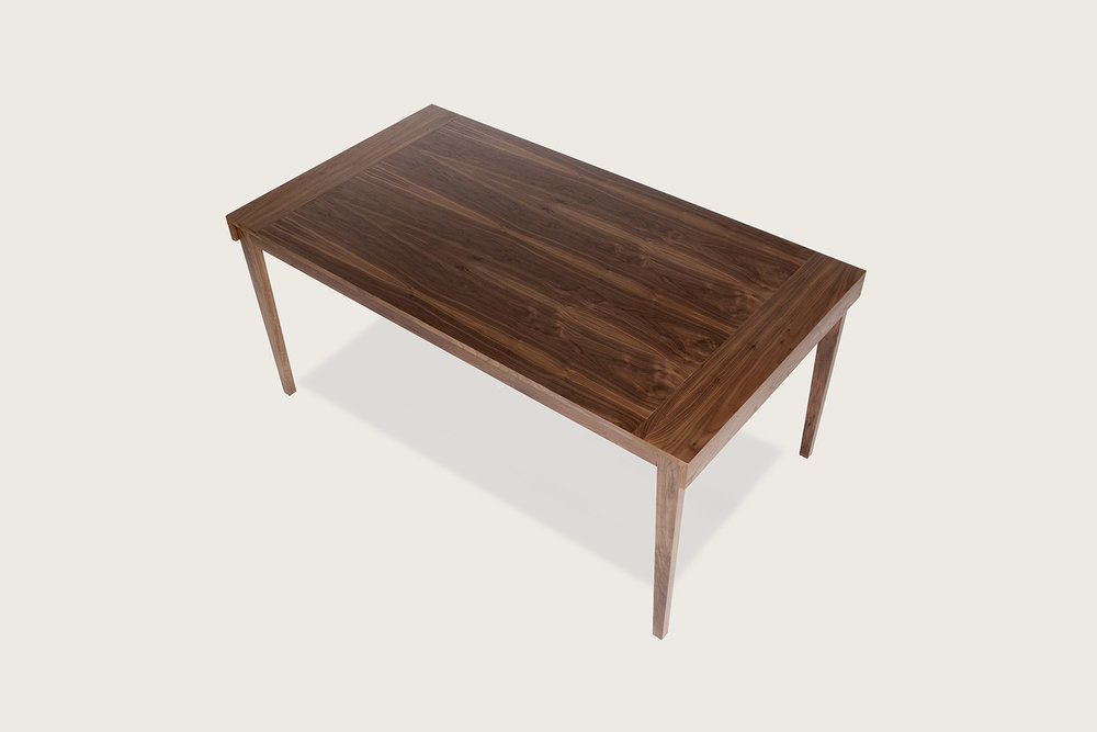 John Dining Table in walnut - Speke Klein