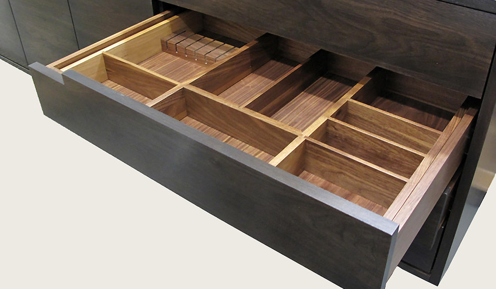 function - Do you need an extra drawer? More shelves?We will do that!