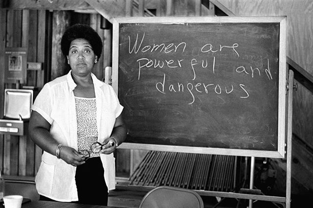 Happy birthday to #AudreLorde and #ToniMorrison. Broadside's chosen national holiday.