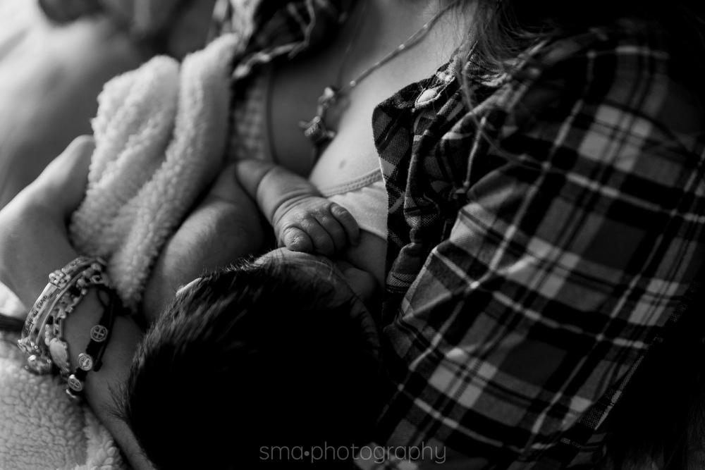 Albuquerque Newborn Photographer Documentary Lifestyle Photography
