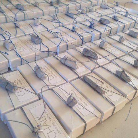 Concrete Jewelry Boxes