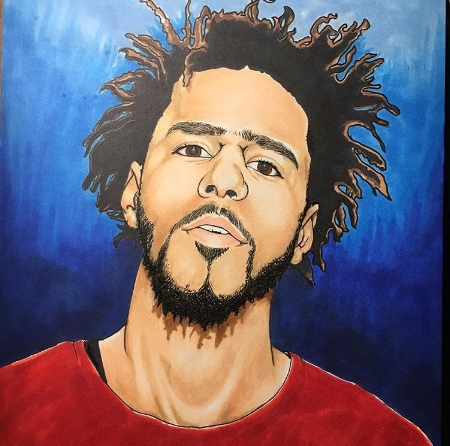 J. Cole is one of my favorite rappers. I have nothing more to say.