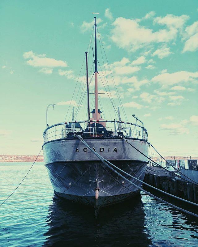 L'Acadie!