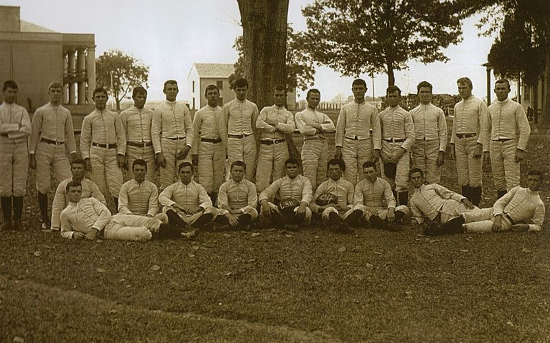 LSU Tigers Football Team, 1894