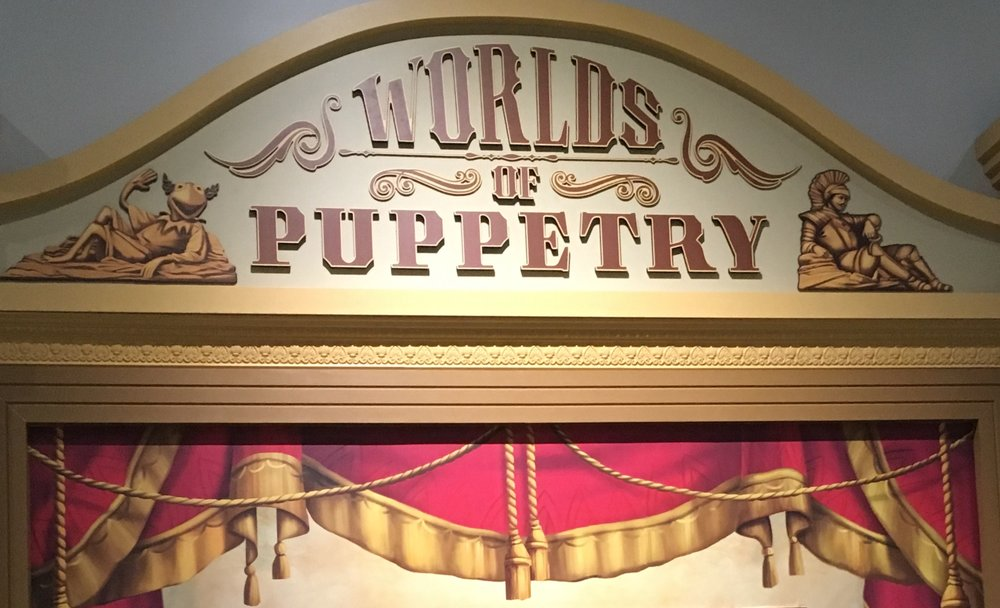 The Center for Puppetry Arts showcases contemporary puppetry, a rich global historical collection, and your old friend Kermit.