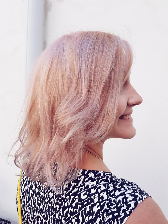Hair and photos by Susanna Poméll Model: Lotta