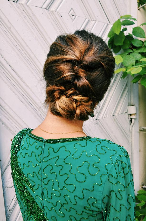 Hair and photos by Susanna Poméll Make-up by Pinja Pennanen Model: Aksa