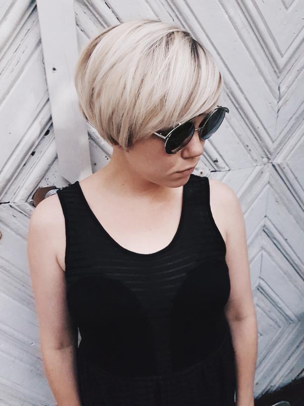 Hair and photo by Susanna Poméll Model: Sara