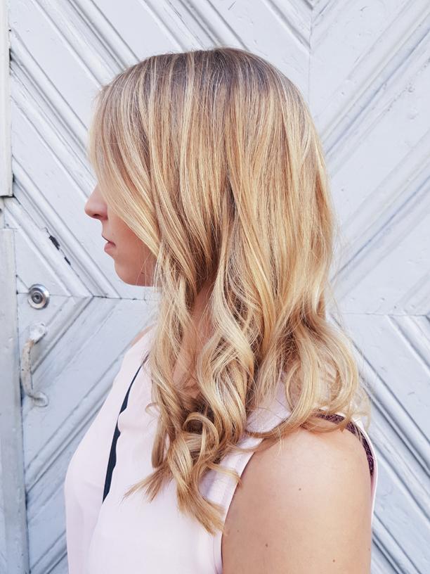 Hair and photo by Susanna Poméll Model: Jenni