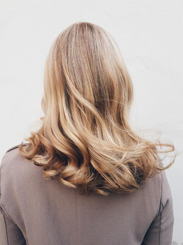 Hair and photos by Susanna Poméll Model: Lilja