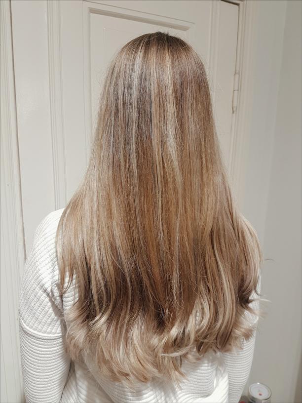 Hair and photos by Susanna Poméll Model: Maria