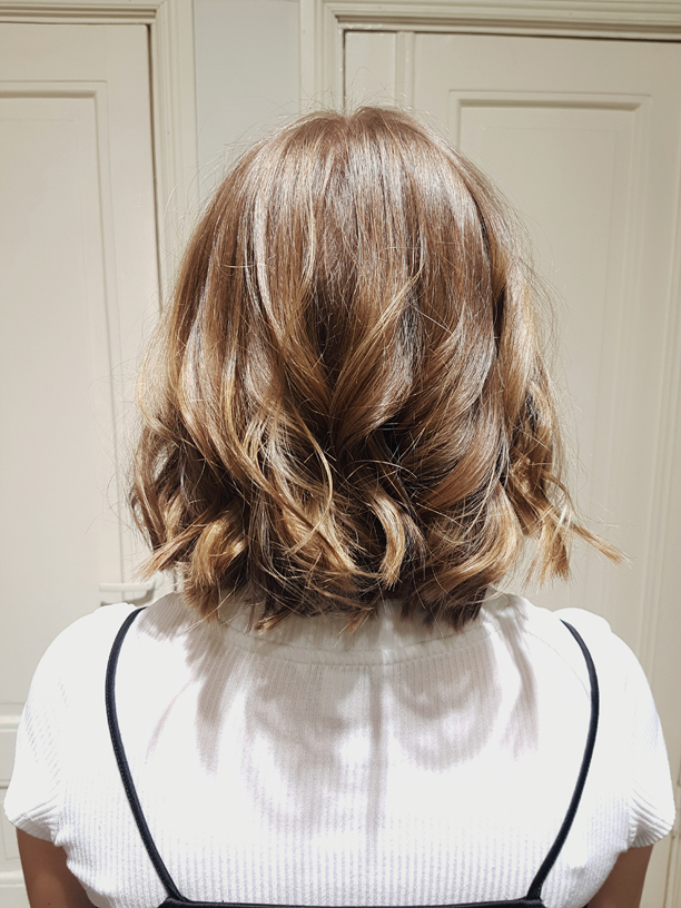 Hair and photos by Susanna Poméll Model: Amanda