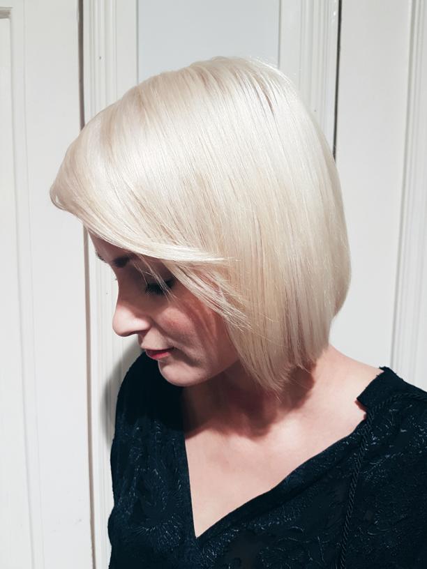 Hair and photo by Susanna Poméll Model: Tia