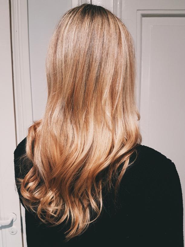 Hair and photos by Susanna Poméll Model: Anna