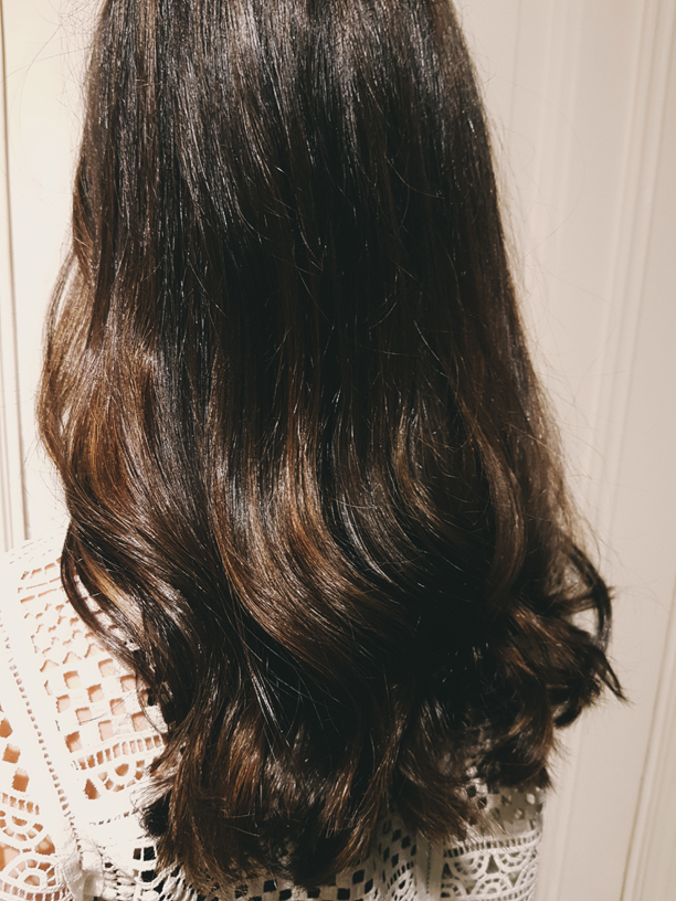 Hair and photos by Susanna Poméll Model: Cristina