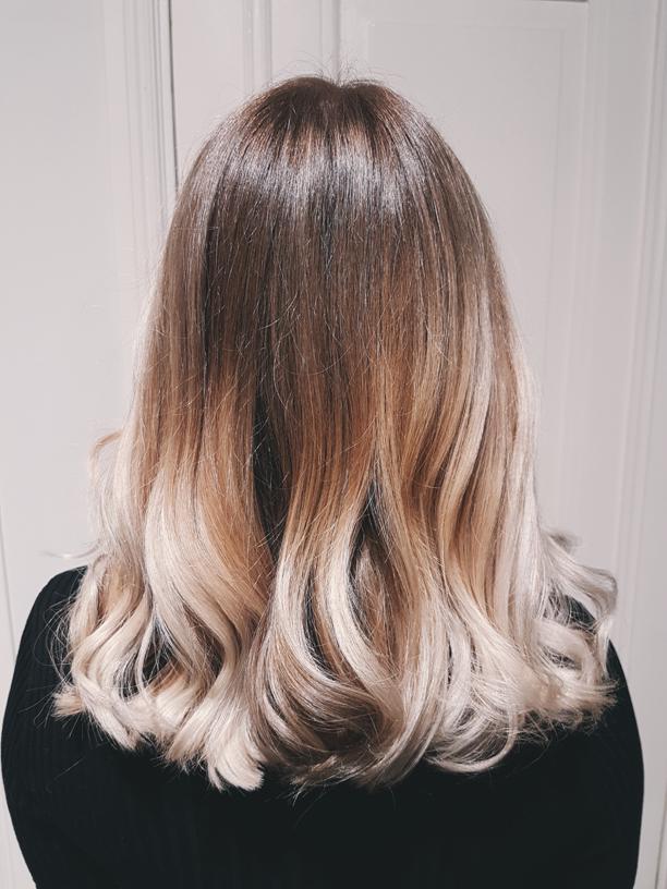 Hair and photos by Susanna Poméll Model: Sofia