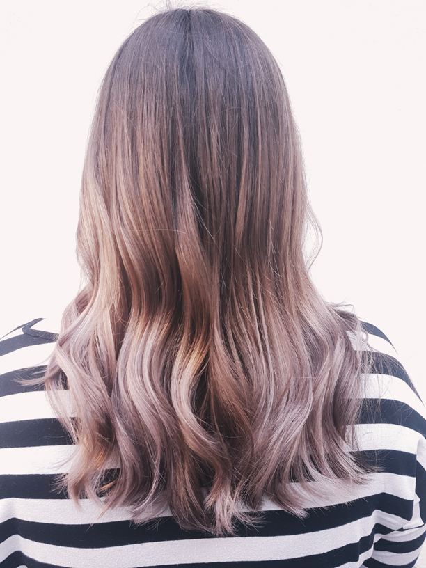 Hair and photo by Susanna Poméll Model: Minttu