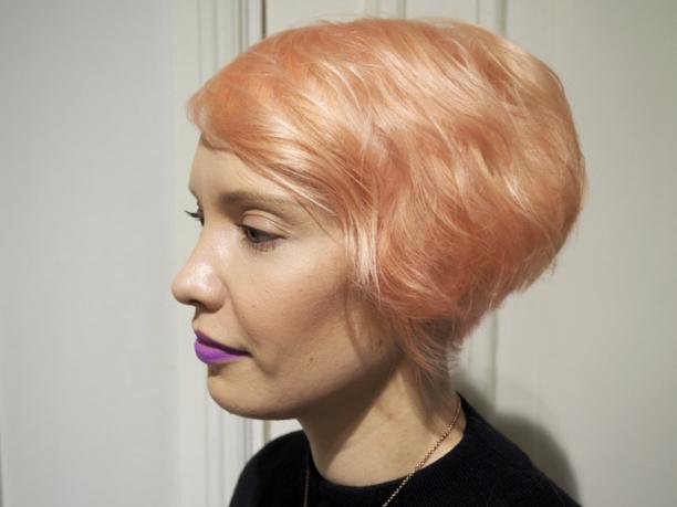 Hair and photos by Susanna Poméll Model: Salla