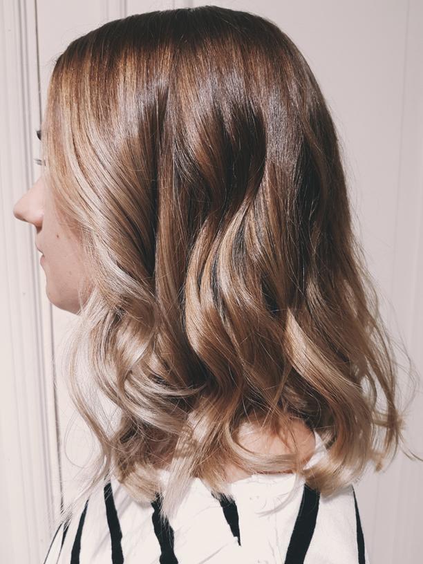 Hair and photos by Susanna Poméll Model: Emmi