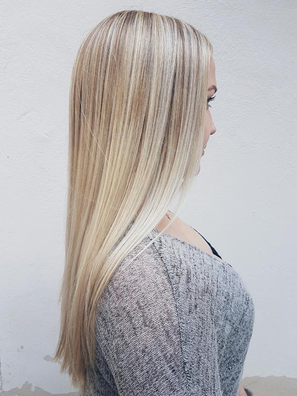 Hair and photos by Susanna Poméll Model: Sanni