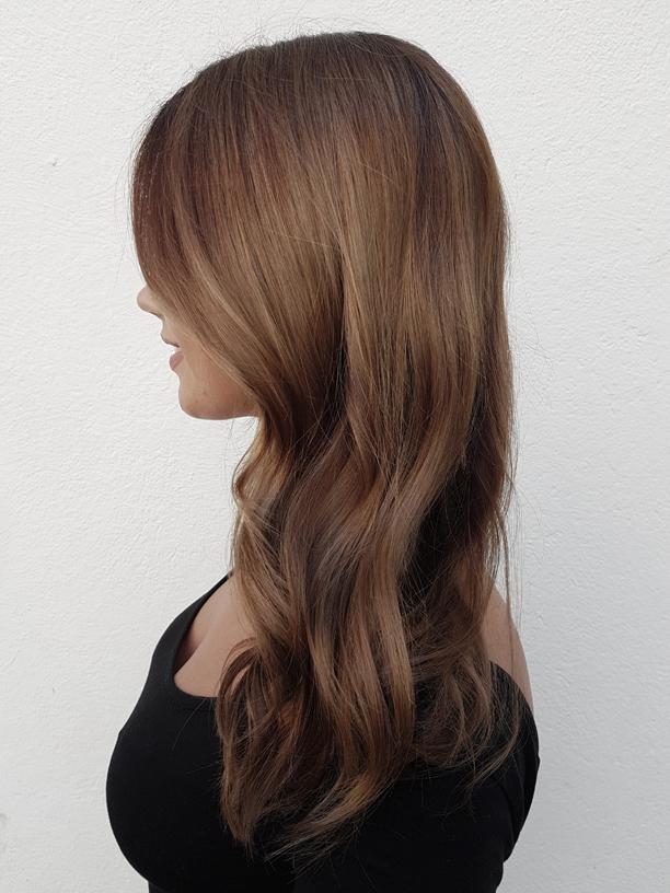 Hair and photos by Susanna Poméll Model: Iina