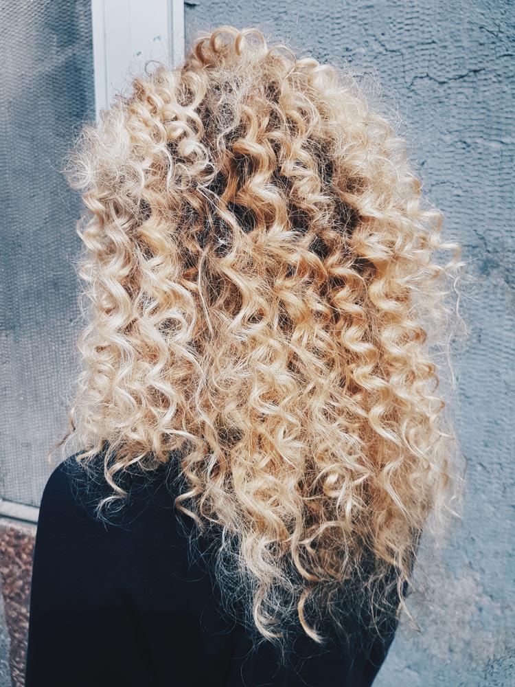 Hair and photos by Susanna Poméll Model: Minja