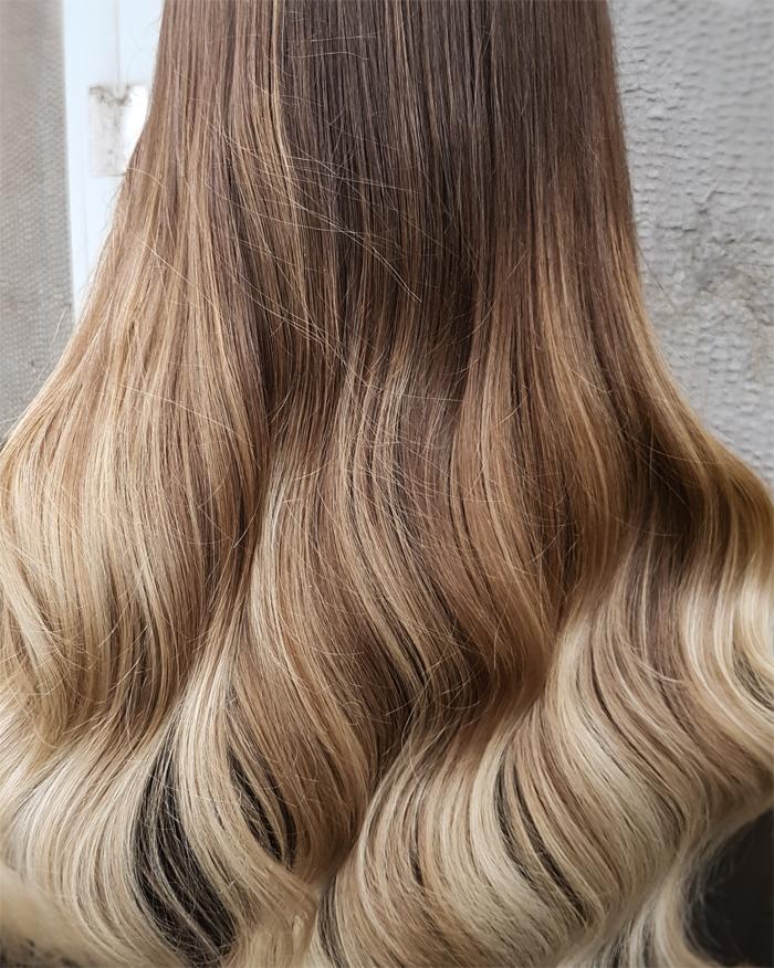 Hair and photos by Susanna Poméll Model: Essi